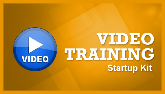 Video Training Startup Kit