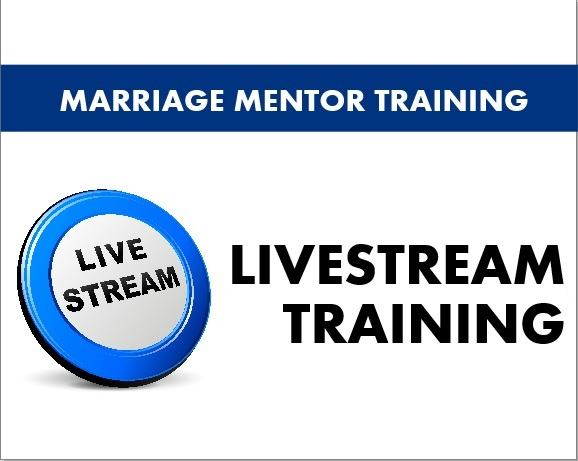 Start marriage mentoring in your church