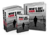 Who's Got Your Back Study DVD KIT